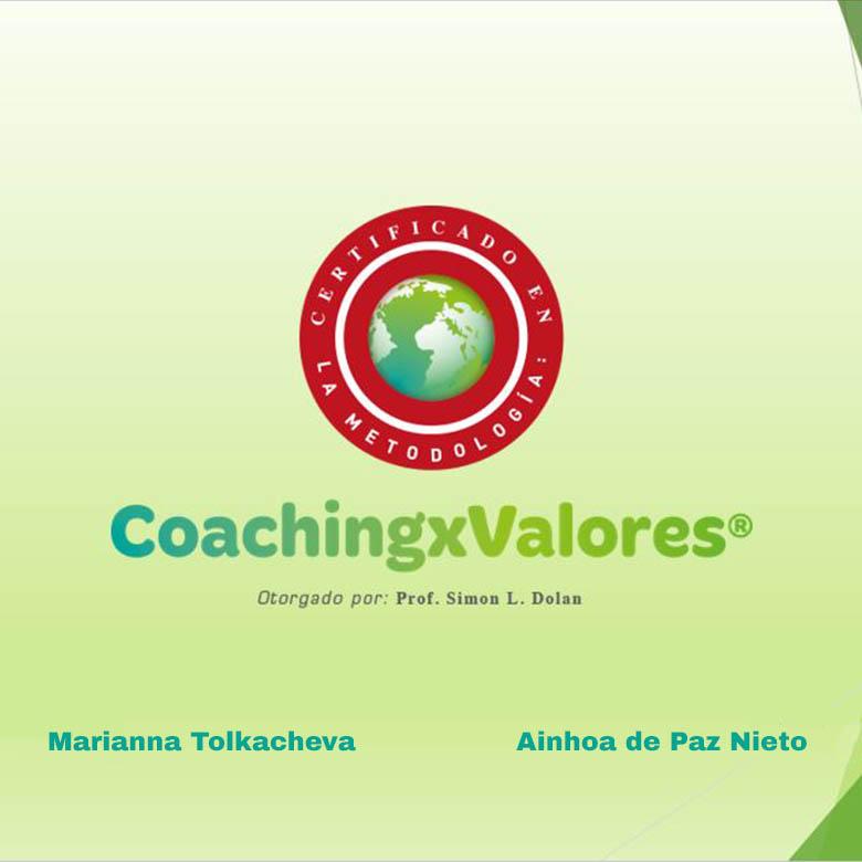 CoachingPorValoresProfesional